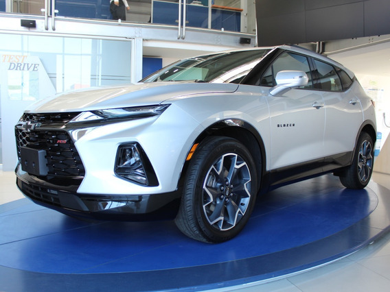 Chevrolet Blazer Rs Modelo 2020