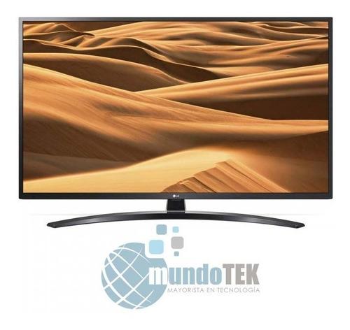 Tv LG Smart 4k 55 Um7100 2020 Magic Control 1 Año Garantia
