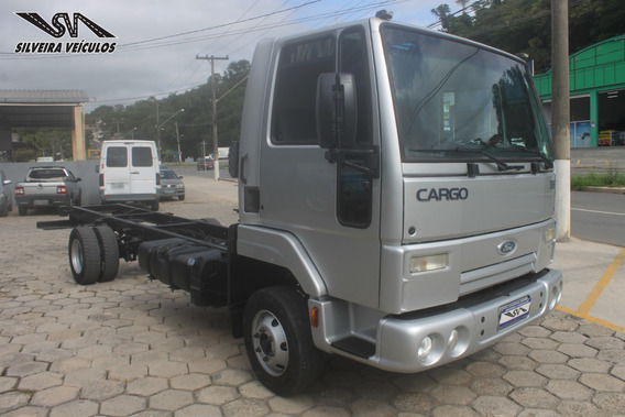 Ford Cargo 816 - Ano: 2013 - No Chassi