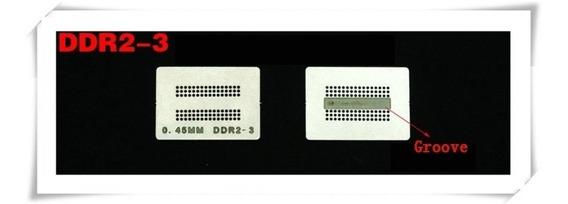 1 Stencil Bga Reballing Para Memoria Ddr2-3