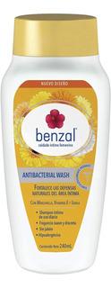 Benzal Wash Manzanilla Shampoo Íntimo Femenino 240ml