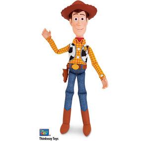 Toy Story - Boneco Woody Falante - Toyng