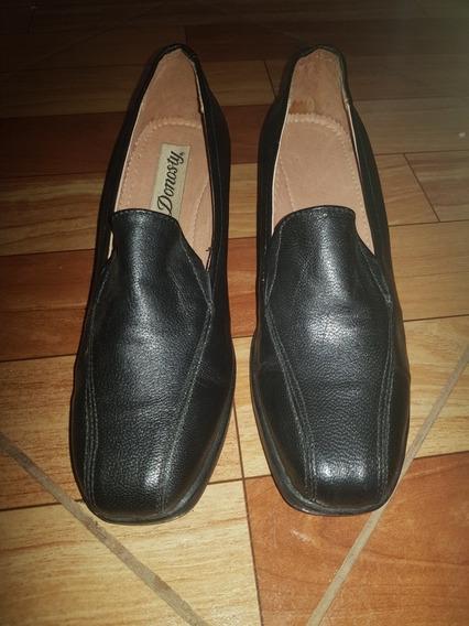 Zapatos De Cuero Donosty