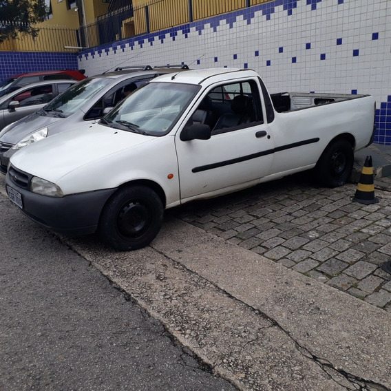 Ford Courier 1.3 Motor Endura