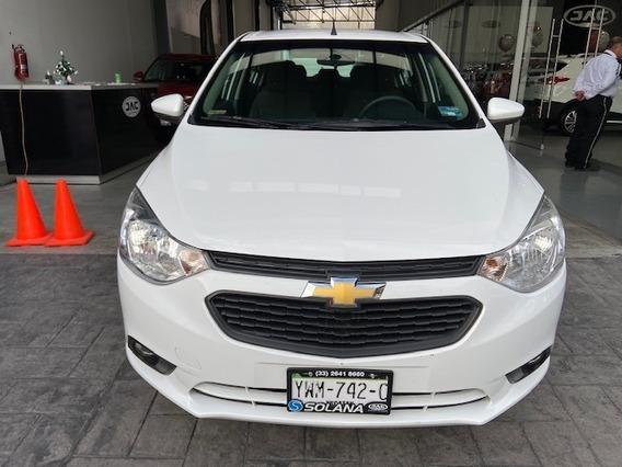 Chevrolet Aveo Lt Ng 2019