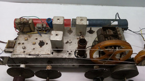 Chassis Completo Rádio Philco B-458, Funcionando.