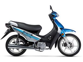 Moto Motomel Blitz 110 V8 Full Motocicleta Urquiza Motos