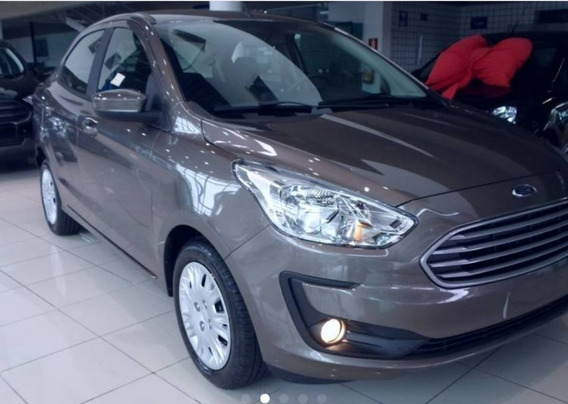 Ford Ka Sedan Se Plus Automático