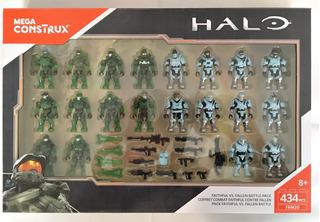 Halo Faithful Vs Fallen Battle Pack Mega Bloks Construx 434p