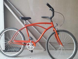 Bicicleta Playera Liberty,modelo De La Cruz