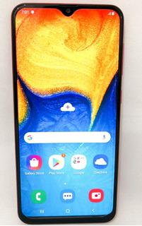 Telefonos Celulares Baratos Samsung Galaxy A20 32 Gb Rojo (m