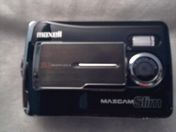 Camara Digital Maxell 5 Mp