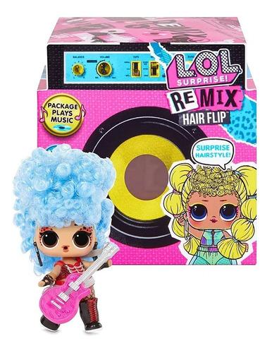 Muñeca Lol Omg Surprise Remix Hair Flip Original Wabro