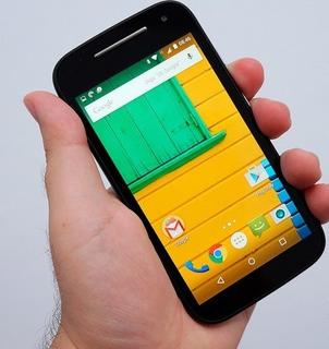 Motorola Moto E2 - 8 Gb Preto Seminovo