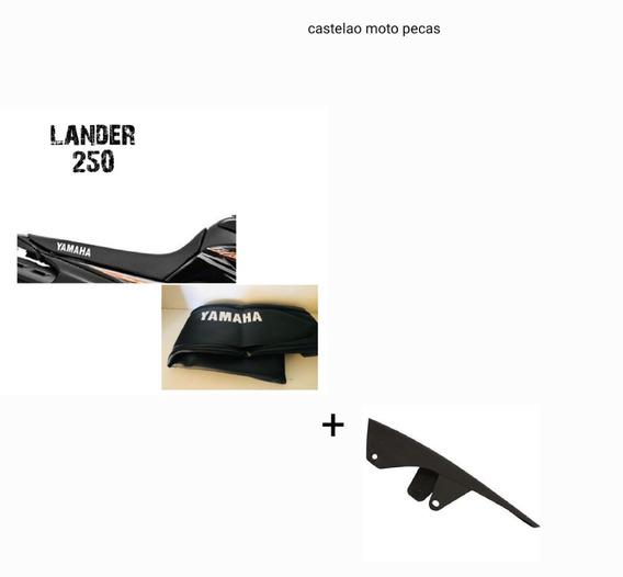 Capa Banco Lander 250 + Porta Corrente