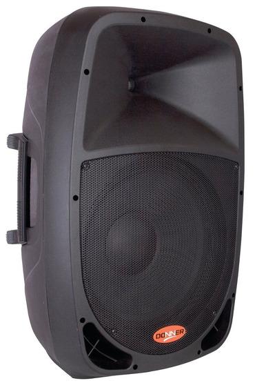 Caixa Ativa Donner Dr1515 A Bluetooth 300w