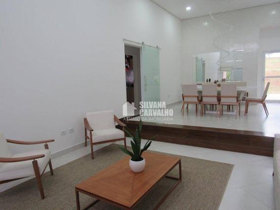 Casa Para Venda E Locação No Condomínio Chácara Flora Em Itu. - Ca6803