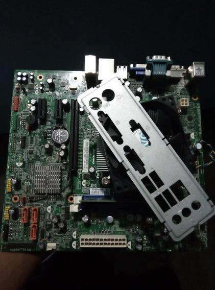 Tarjeta Madre H61m +cpu I3 2120 +4gb Ram