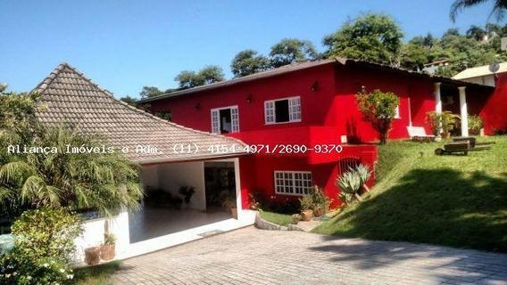 Chácara Para Venda Em Santana De Parnaíba, Vila Rica, 4 Dormitórios, 3 Suítes - 2780