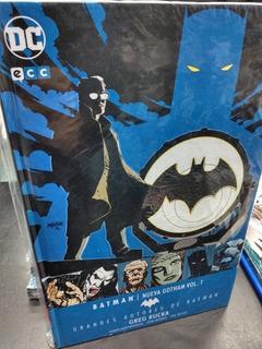 Batman Nueva Gotham Vol 1 Ecc Dc