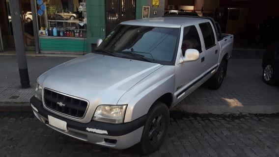 Chevrolet S10 2.8 Dlx Doble Cabina 4x2 Financio Y Permuto