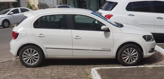 Volkswagen Gol 1.6 Msi Comfortline Total Flex 5p 2016