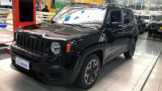 Jeep Renegade 1.8 Flex Mecânico 2018