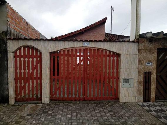 Casa A Venda Em Mongagua - $ 150.000,00