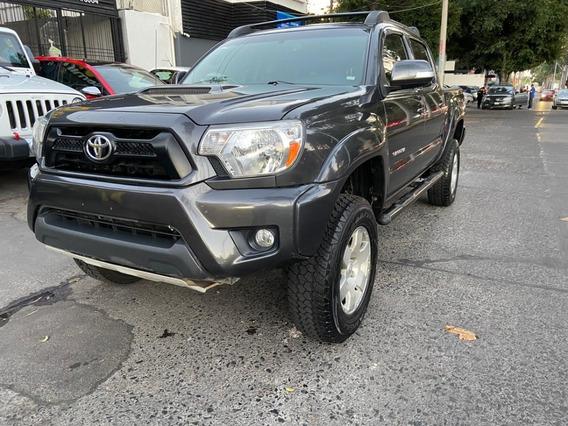 Toyota Tacoma 4x2 2012