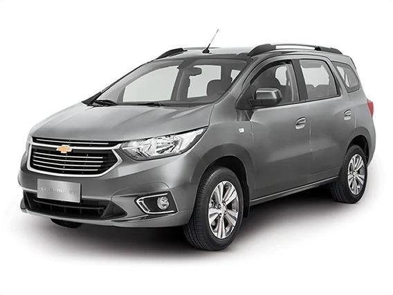 Chevrolet Spin 1.8 Ltz 2020 0km Cuotas Tasa 0 Financiado #4