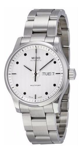 Reloj Mido Baroncelli Automático Acero Plata M0058301103100