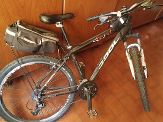 Bicicleta Cool Aluminio 27 Cambios Shimano Acera Rod 26