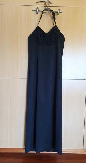 Vestido Negro De Fiesta Talle M