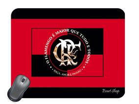 Mouse Pad Flamengo - Personalizado