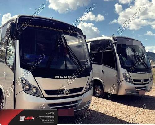 Neobus Thunder Plus Ano 2012 Exec C/ar E Wc Jm Cod.1231