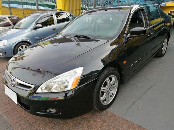 Honda Accord Ex 3.0 V6 At 2006