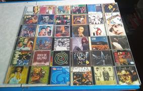 Lote 3 Cd ´s Musica Brasileira - A Escolher - Semi Novo