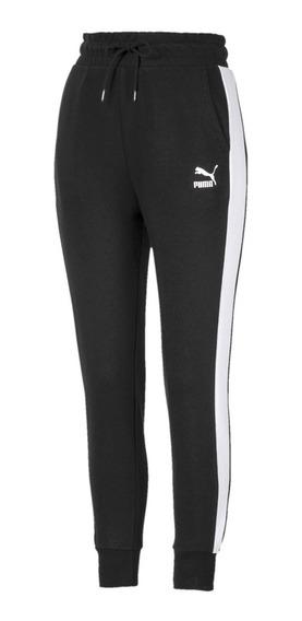 Pantalon Puma Classic T7 Track Jogger De Mujer