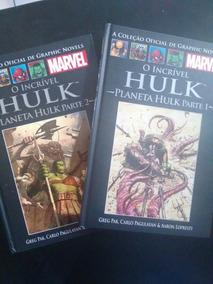 Planeta Hulk Volumes 1 E 2