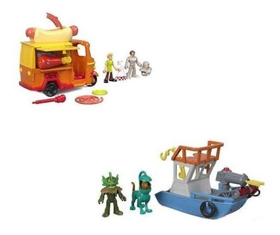 Scooby Doo! Surtido De Vehículos - Imaginext