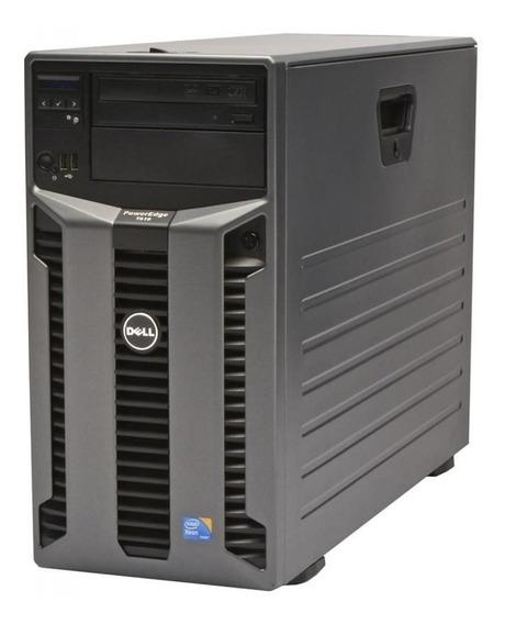 Servidor Dell Poweredge T610 24gb Xeon 2 Hds Sas 300gb