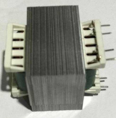 Imagem 1 de 4 de Transformador  Terminais  110v/220v  12v + 12v 1,5a