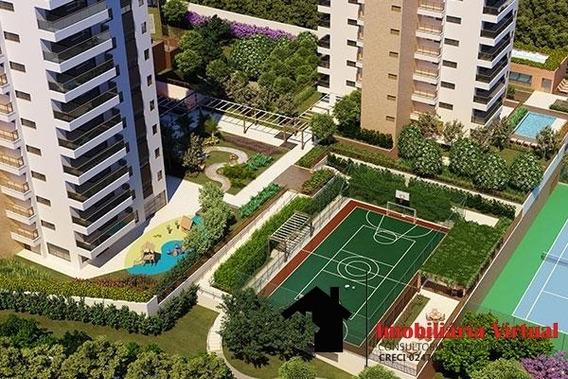 Apartamentos Com 3 Suítes ( Alto Padrão) - 802