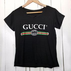 Kit 10x Unidades T Shirt Camiseta Gucci Atacado