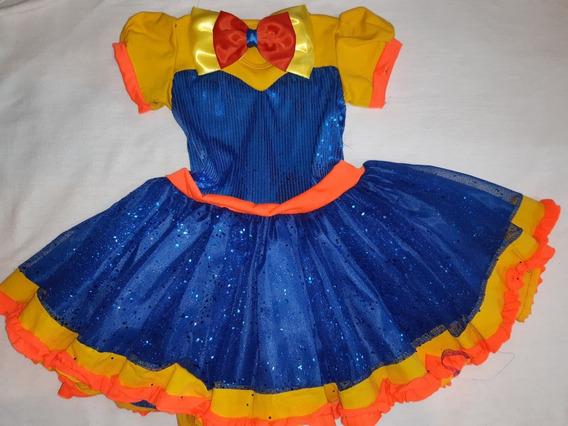 Vestido Bely Original Incluye Moño