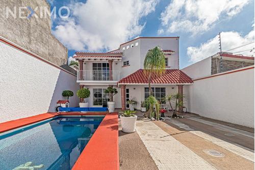 Imagen 1 de 30 de Casa En Venta Con Alberca En Pedregal De Las Fuentes, Jiutepec Morelos