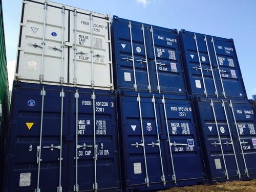 Contenedores Marítimos Usados Containers Vacios 20/40