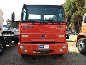Ford Cargo 1717 Único Dono Baixo Km Ñ Vw Mb Iveco Volvo Vm