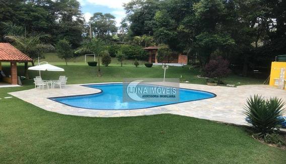 Chácara Com 3 Dormitórios À Venda, 2350 M² Por R$ 720.000,00 - Centro - Ibiúna/sp - Ch0024