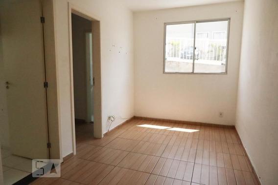 Apartamento No 10º Andar Com 1 Dormitório E 1 Garagem - Id: 892984434 - 284434